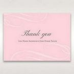 Pink Simply Graceful - Thank You Cards - Wedding Stationery - 74