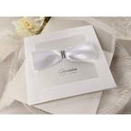 White Wedding Dress - Wedding invitation - 50