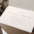 Brown Luxury Invitation - Wedding invitation - 21
