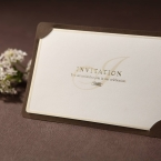 Brown Luxury Invitation - Wedding invitation - 13