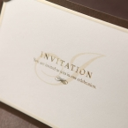 Brown Luxury Invitation - Wedding invitation - 14