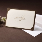 Brown Luxury Invitation - Wedding invitation - 16