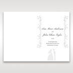 White Promise - Order of Service - Wedding Stationery - 74