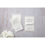 White Amabilis - Wedding invitation - 8