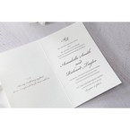 White Amabilis - Wedding invitation - 12
