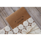 Brown Rustic - Wedding invitation - 43