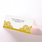 Breathtaking Baroque Foil Laser Cut place card DP120001-DG