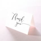 Breathtaking Baroque Foil Laser Cut thank you card DY120001-KI-GG
