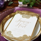 Breathtaking Baroque Foil Laser Cut wedding invitations FTG120001-KI-GG_2