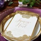 Breathtaking Baroque Foil Laser Cut wedding invitations FTG120001-KI-GG_2