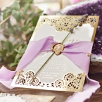 Breathtaking Baroque Foil Laser Cut wedding invitations FTG120001-KI-GG_4