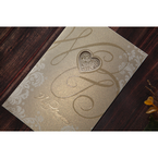 Yellow/Gold Golden Beauty - Wedding invitation - 60