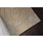 Yellow/Gold Golden Beauty - Wedding invitation - 62