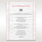 Brown Eternity - Accommodation - Wedding Stationery - 75