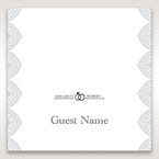 White Everly - Place Cards - Wedding Stationery - 38