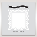 White Everly - Table Number Cards - Wedding Stationery - 4