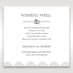 White Everly - Wishing Well / Gift Registry - Wedding Stationery - 70