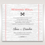 Brown Eternity - Wishing Well / Gift Registry - Wedding Stationery - 72