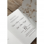 Elegant Floral Laser Cut wedding invitations HB15087_12