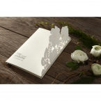 Elegant Floral Laser Cut wedding invitations HB15087_5