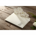 Elegant Floral Laser Cut wedding invitations HB15087_6