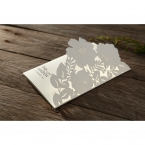 Elegant Floral Laser Cut wedding invitations HB15087_7
