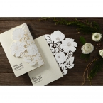 Elegant Floral Laser Cut wedding invitations HB15087_9