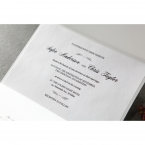Elegant Seal wedding invitations HB14503_8