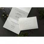 Embossed Date wedding invitations HB14131_6