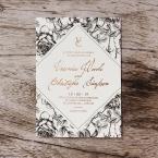 English Rose wedding invitations FWI116108-TR-RG