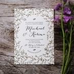 Fleur wedding invitations FWI116058-TR-GG