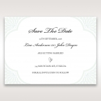 Framed Elegance save the date DS15104