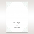 Framed Elegance thank you card DY15104
