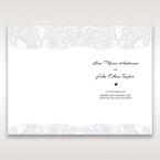White White Dress - Order of Service - Wedding Stationery - 45
