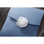 Graceful Wreath Pocket bridal shower invitations IAB11128-B_2