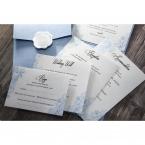 Graceful Wreath Pocket wedding invitations IAB11128_8