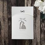 Silver/Gray Wedded Bliss - Wedding invitation - 74