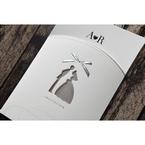 Silver/Gray Wedded Bliss - Wedding invitation - 75
