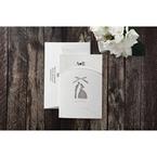 Silver/Gray Wedded Bliss - Wedding invitation - 76