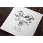 Silver/Gray Natural Charm - Wedding invitation - 7