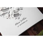 Silver/Gray Natural Charm - Wedding invitation - 8