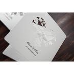 Silver/Gray Natural Charm - Wedding invitation - 10
