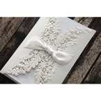 White Everlasting Love - Wedding invitation - 23