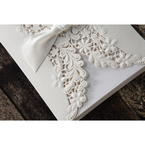 White Everlasting Love - Wedding invitation - 24