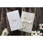 White Everlasting Love - Wedding invitation - 25