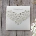 White An Elegant Beginning - Wedding invitation - 14