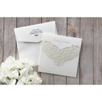 White An Elegant Beginning - Wedding invitation - 15