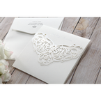White An Elegant Beginning - Wedding invitation - 16