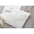 White An Elegant Beginning - Wedding invitation - 16