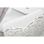 White An Elegant Beginning - Wedding invitation - 17